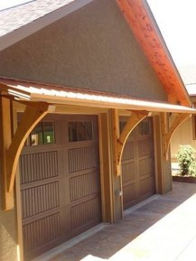 Cute Home Garage Design Ideas For Your Minimalist Home07