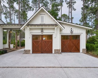Cute Home Garage Design Ideas For Your Minimalist Home15