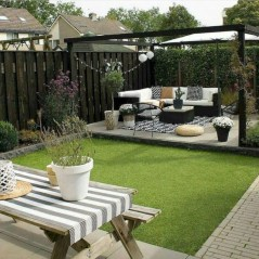 Fabulous Terrace Garden Design Ideas For Valentines Day20
