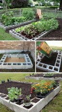 Fancy Diy Flower Beds Ideas For Your Garden09