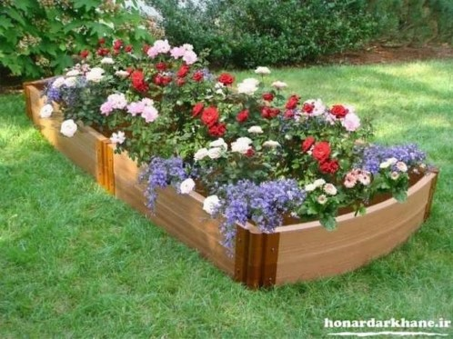 Fancy Diy Flower Beds Ideas For Your Garden44
