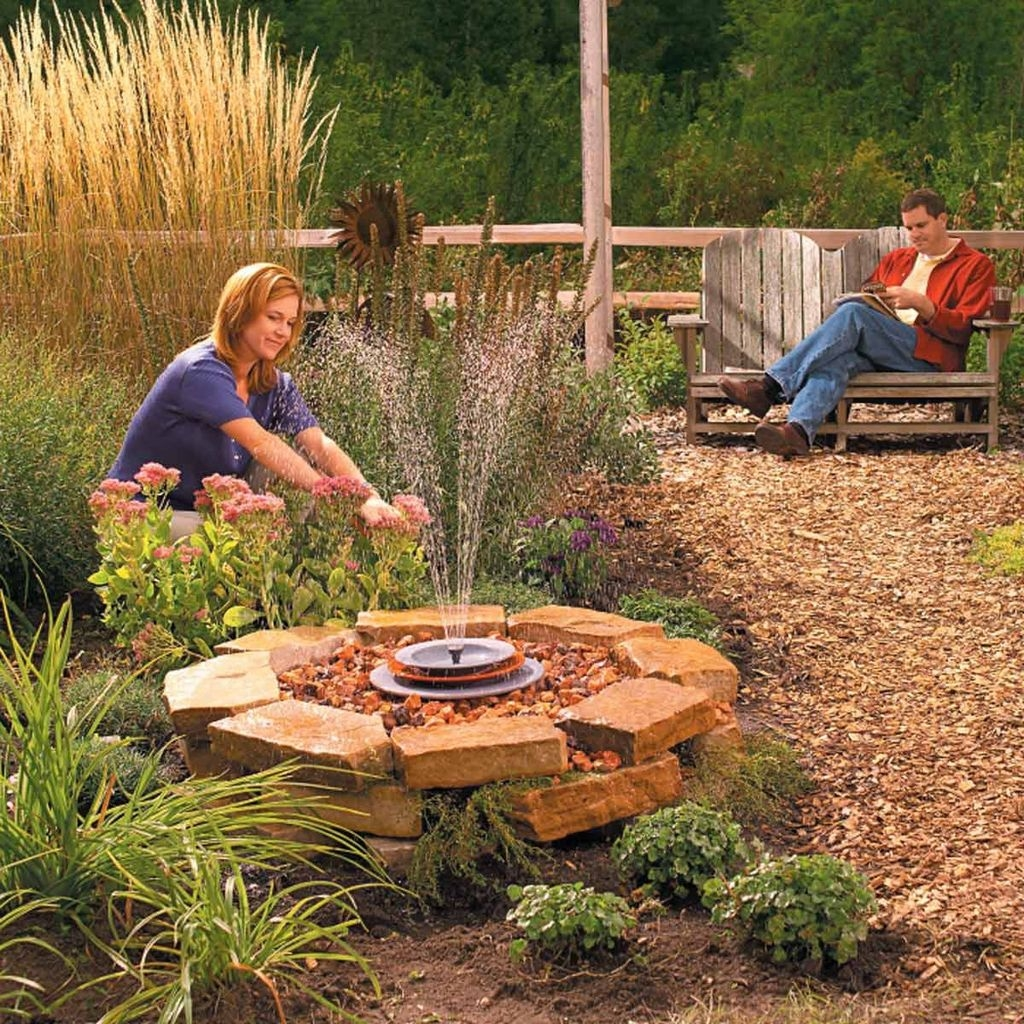 Fascinating One Day Backyard Project Ideas For Outdoor Space17