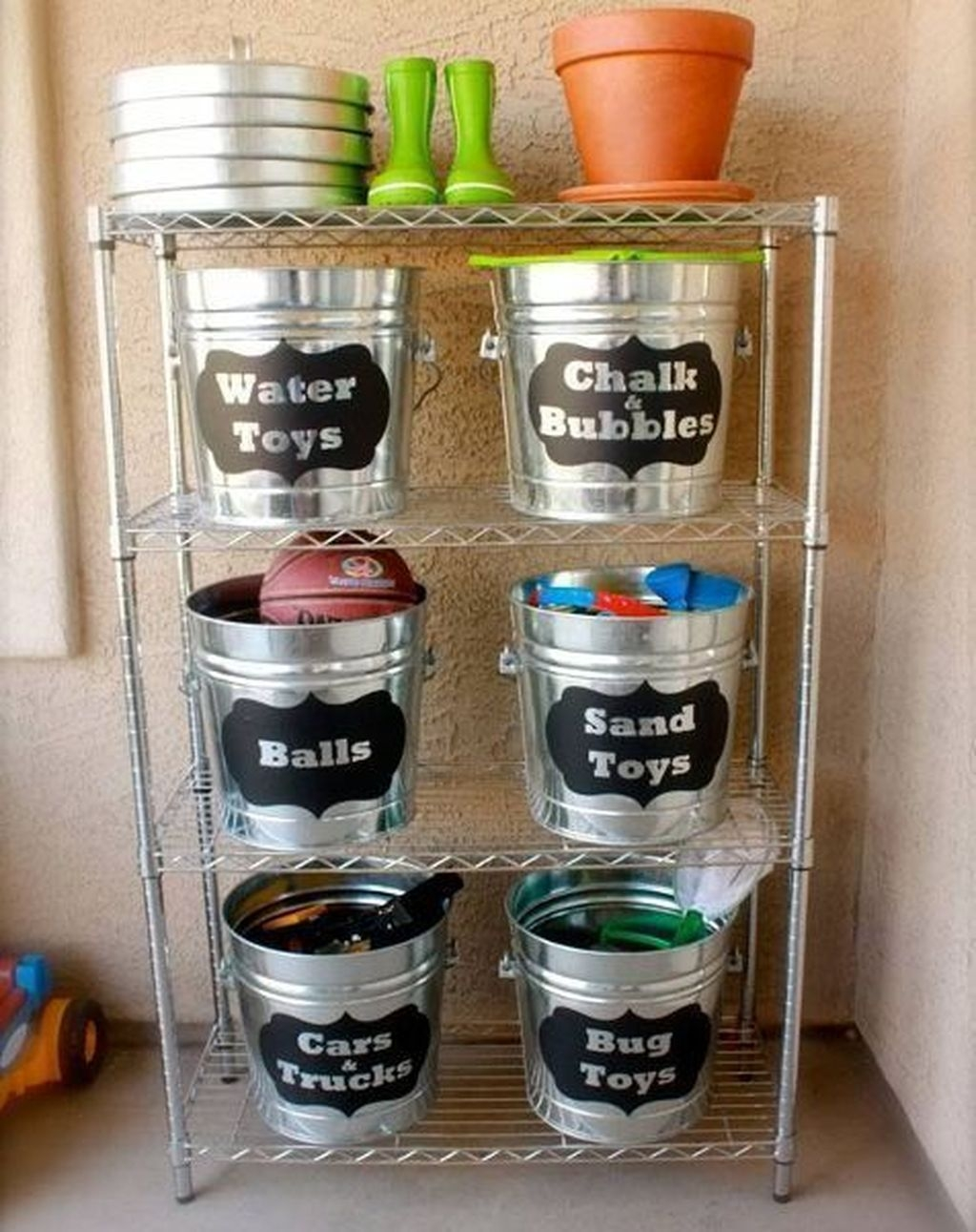 Luxury Toys Storage Organization Ideas12