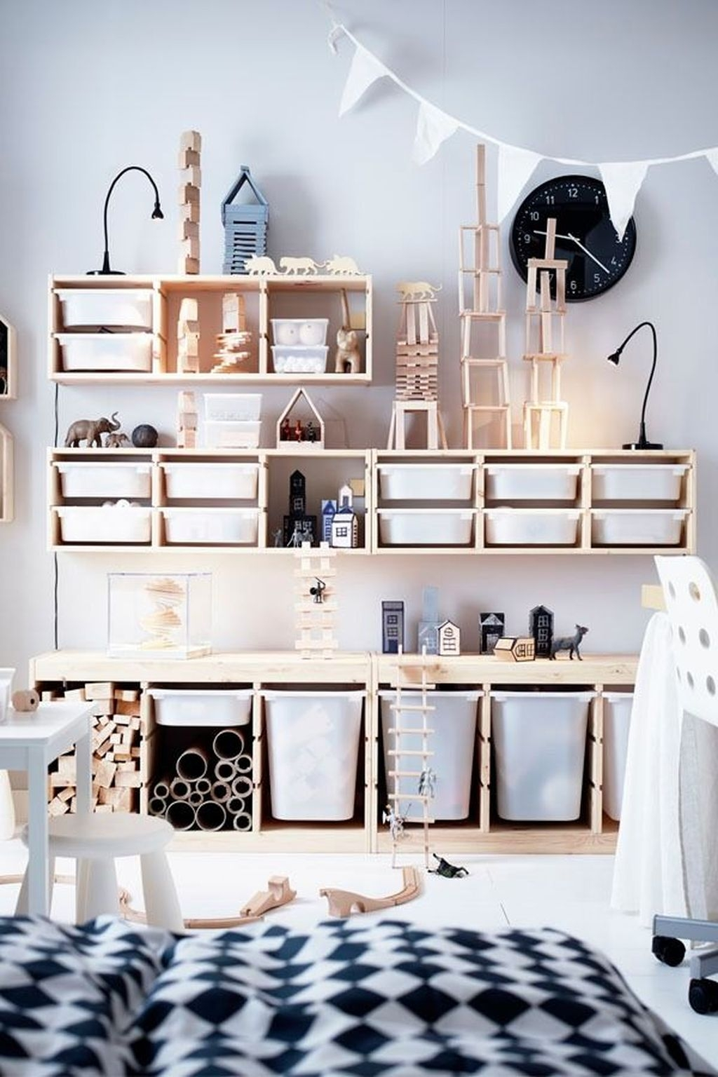 Luxury Toys Storage Organization Ideas16