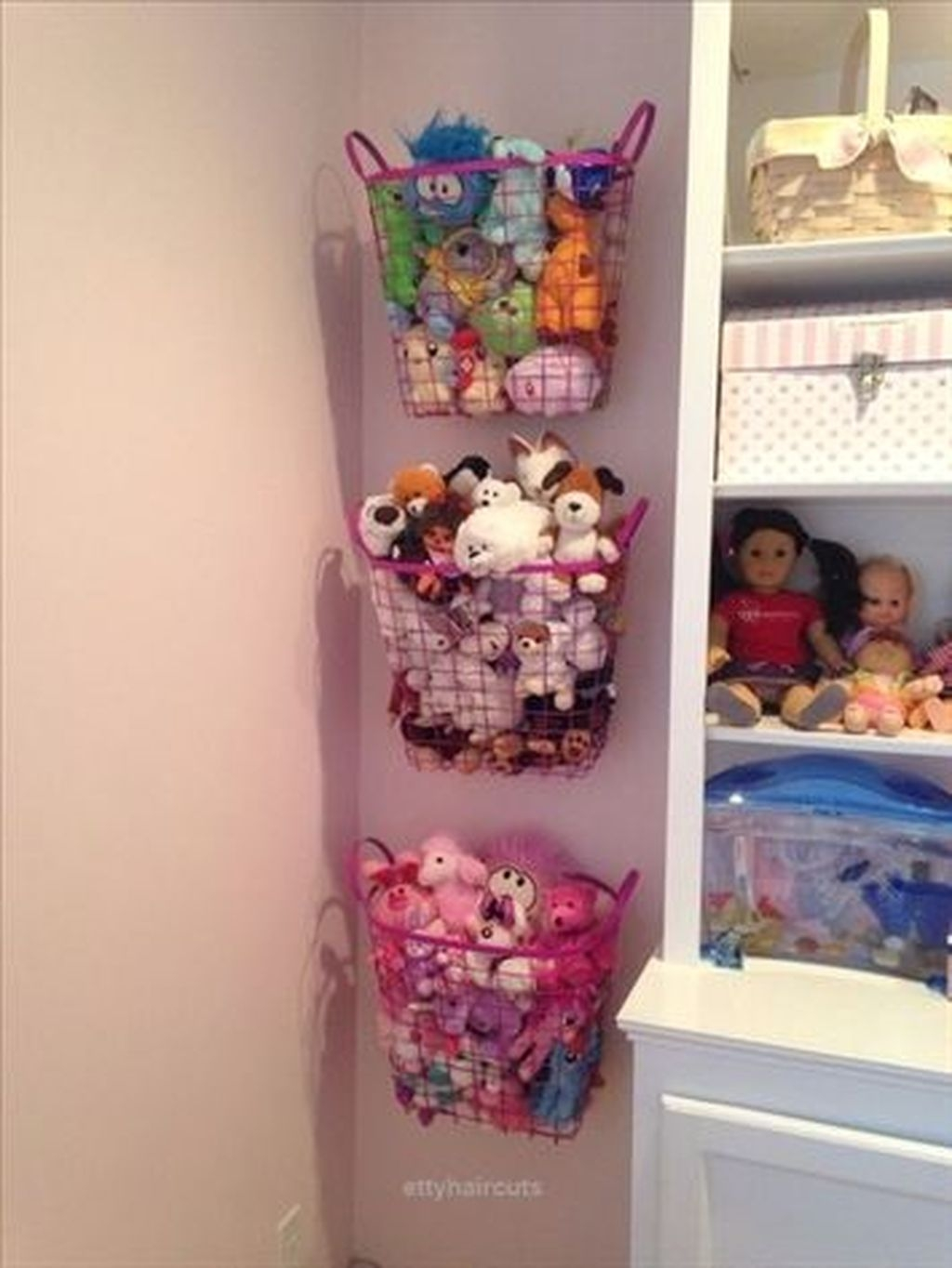 Luxury Toys Storage Organization Ideas19
