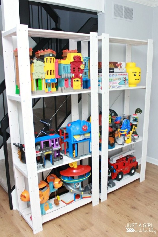 Luxury Toys Storage Organization Ideas25