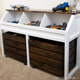 Luxury Toys Storage Organization Ideas32