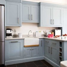 Newest Cabinet Design Ideas For Kitchen18