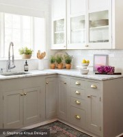 Newest Cabinet Design Ideas For Kitchen38
