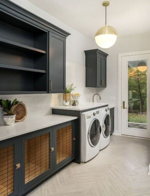 Relaxing Laundry Room Layout Ideas18