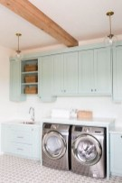Relaxing Laundry Room Layout Ideas22