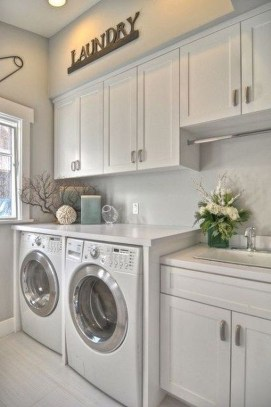 Relaxing Laundry Room Layout Ideas31