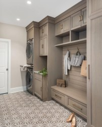 Relaxing Laundry Room Layout Ideas38