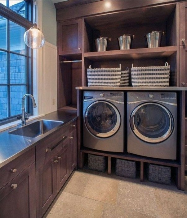 Relaxing Laundry Room Layout Ideas42