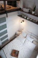 Rustic Tiny House Design Ideas With Two Beds27