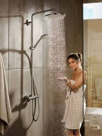 Stunning Rainfall Shower Ideas17