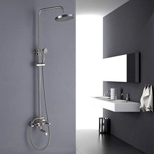 Stunning Rainfall Shower Ideas40