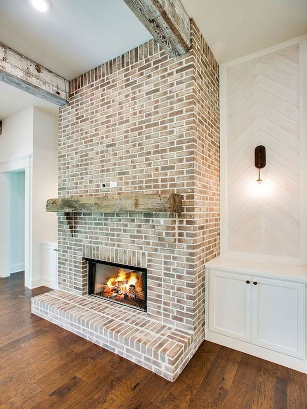 Superb Fireplace Design Ideas You Can Do It08