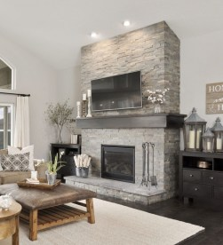 Superb Fireplace Design Ideas You Can Do It23
