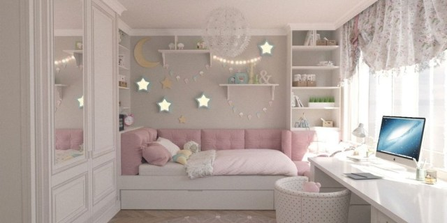 Superb Teen Girl Bedroom Theme Ideas14