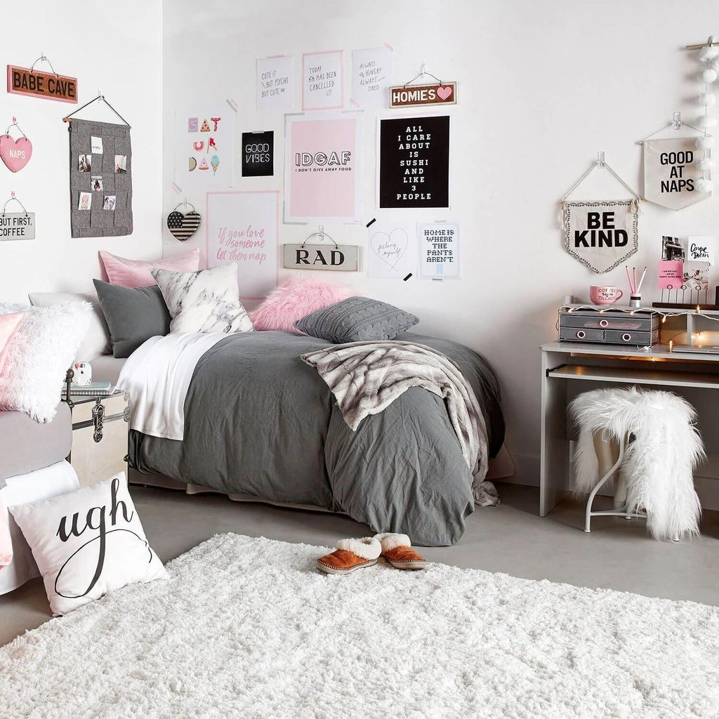 Superb Teen Girl Bedroom Theme Ideas23