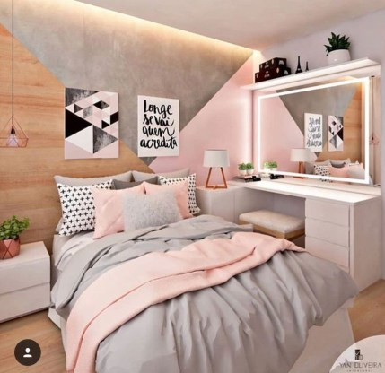Superb Teen Girl Bedroom Theme Ideas24