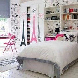 Superb Teen Girl Bedroom Theme Ideas26