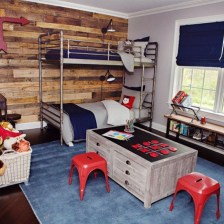 Vintage Shared Rooms Decor Ideas For Teen Boy08