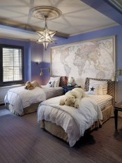 Vintage Shared Rooms Decor Ideas For Teen Boy14