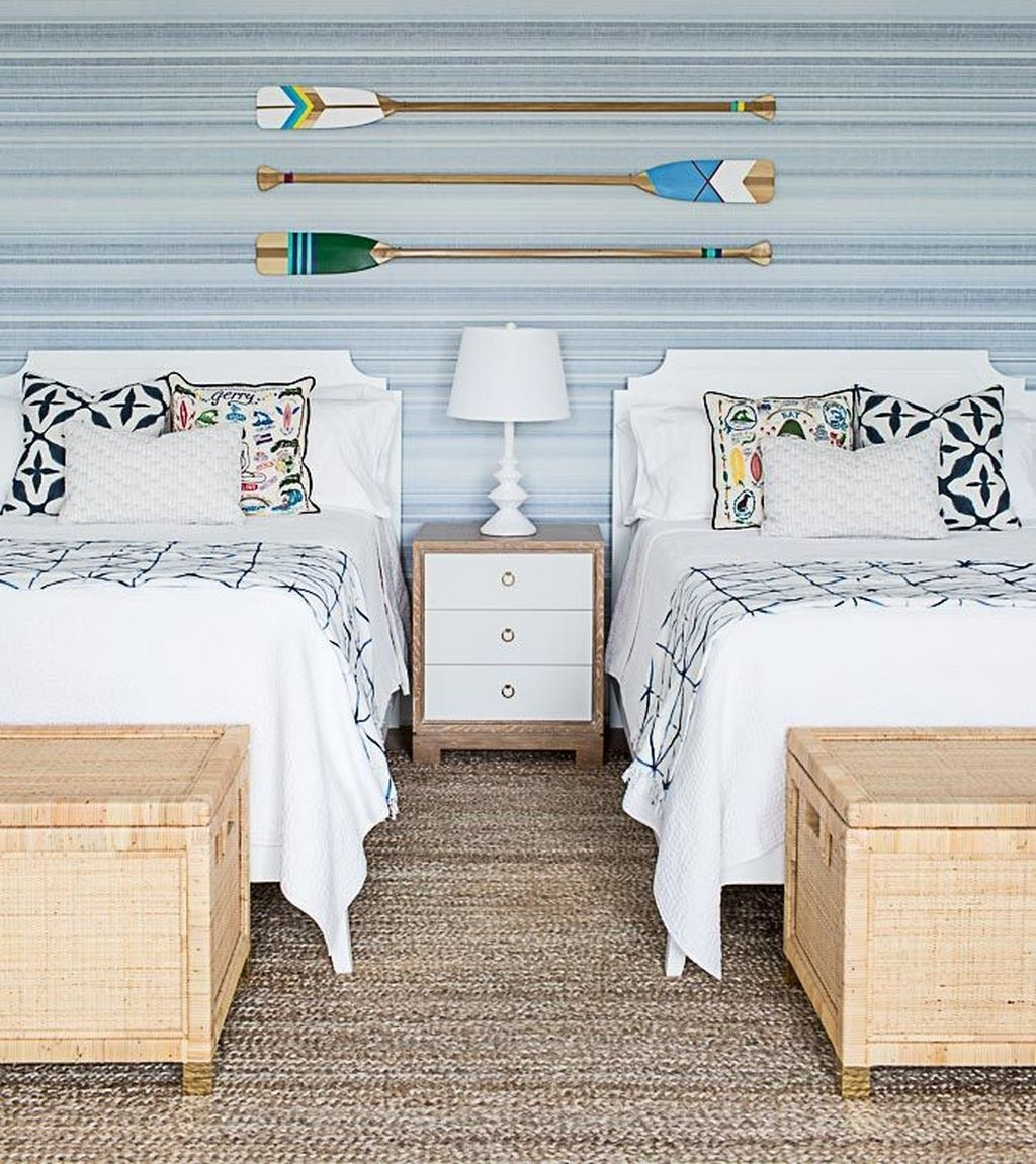 Vintage Shared Rooms Decor Ideas For Teen Boy36