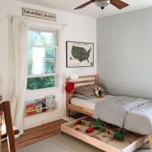 Vintage Shared Rooms Decor Ideas For Teen Boy39