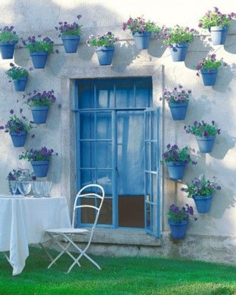Wonderful Flower In Pots Ideas For Your Window50