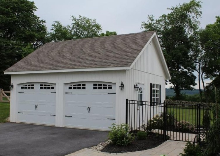 Astonishing House Design Ideas With With Car Garage01