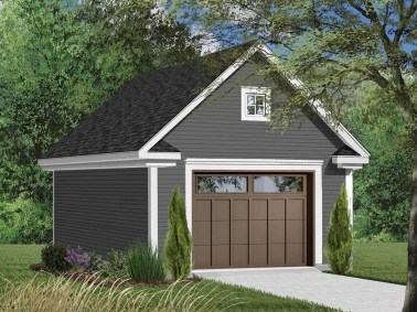 Astonishing House Design Ideas With With Car Garage03