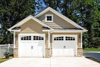 Astonishing House Design Ideas With With Car Garage05