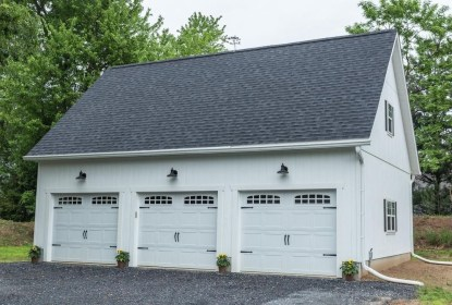 Astonishing House Design Ideas With With Car Garage24