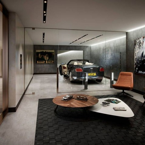 Astonishing House Design Ideas With With Car Garage43