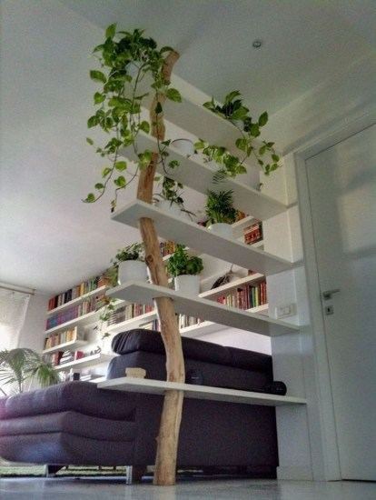 Awesome Tree Interior Design Ideas To Apply Asap14
