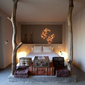 Awesome Tree Interior Design Ideas To Apply Asap38