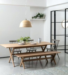 Best Minimalist Dining Room Design Ideas For Dinner With Your Family02