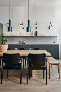 Best Minimalist Dining Room Design Ideas For Dinner With Your Family14