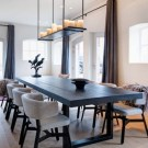 Best Minimalist Dining Room Design Ideas For Dinner With Your Family36