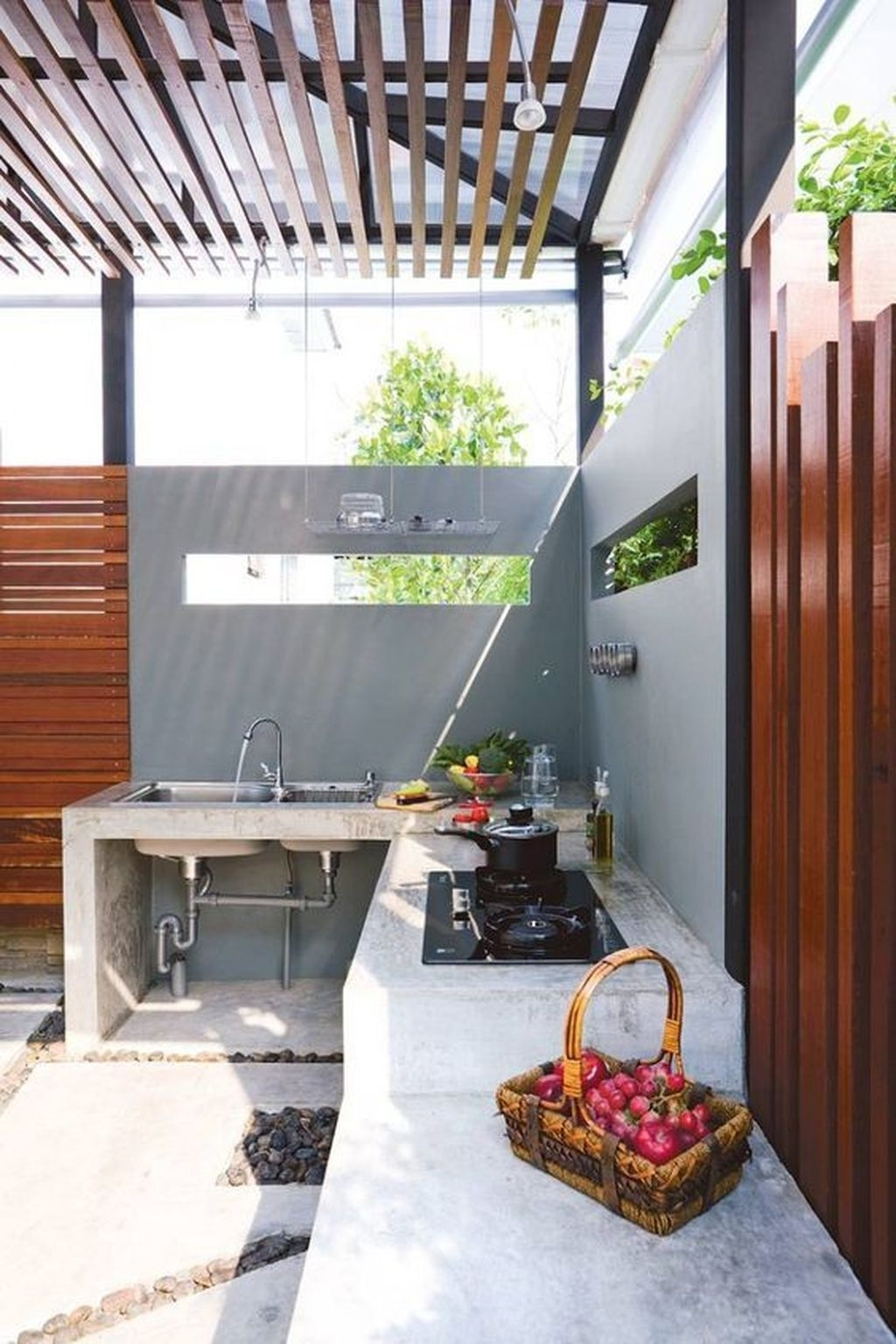 Brilliant Outdoor Kitchen Design Ideas For You Nowaday11
