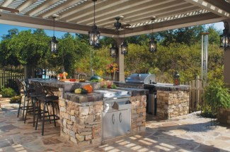 Brilliant Outdoor Kitchen Design Ideas For You Nowaday26