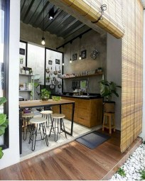 Brilliant Outdoor Kitchen Design Ideas For You Nowaday35