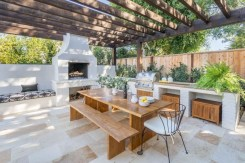 Brilliant Outdoor Kitchen Design Ideas For You Nowaday40