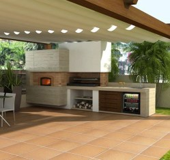 Brilliant Outdoor Kitchen Design Ideas For You Nowaday43