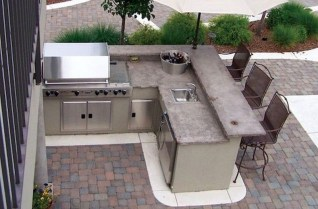 Brilliant Outdoor Kitchen Design Ideas For You Nowaday47