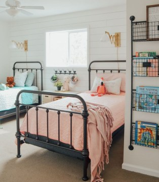 Comfy Kids Bedroom Decoration Ideas That Trendy Now27