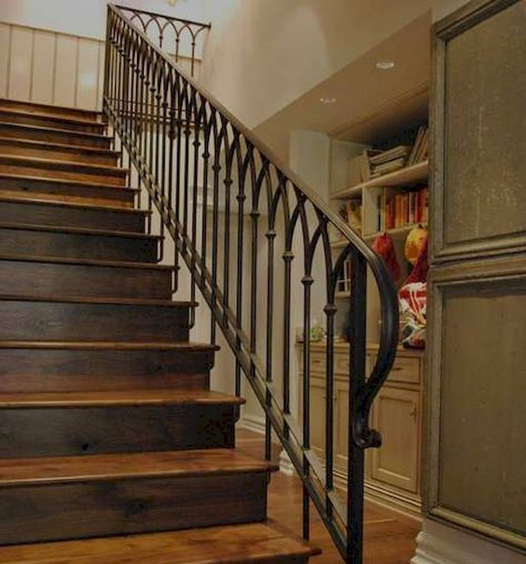 Cool Indoor Stair Design Ideas You Must See15